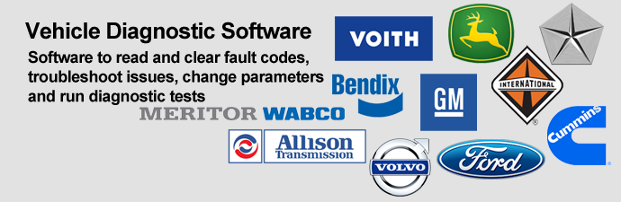 Vehicle Diagnostic Software