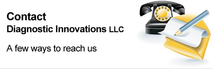 Contact Diagnostic Innovations LLC
